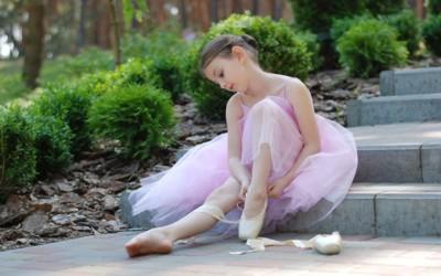 Ballettanteile Kindertanz