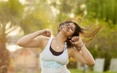 Zumba, Kalorien verbrennen mit Tanz