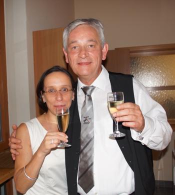 Ulrike und Peter Esmann