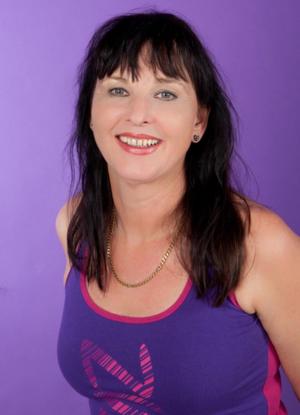 Trainerin Gudrun Maul