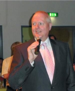 Unser Tanztrainer Roland Schluschaß