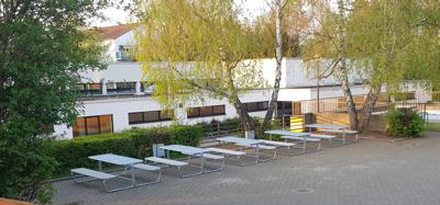 Trainingsraum Turnhalle Realschule Wörrstadt