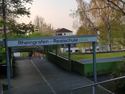 Trainingsort Rheingrafen Realschule Wörrstadt