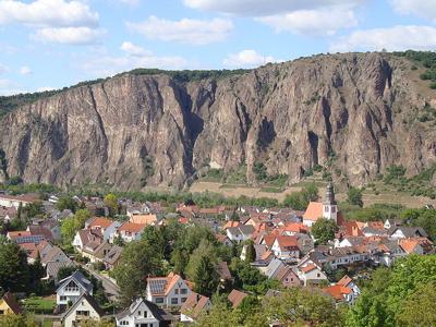 Wanderung zum Rotenfels