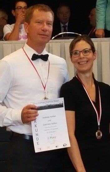 Andreas und Gaby Kessler